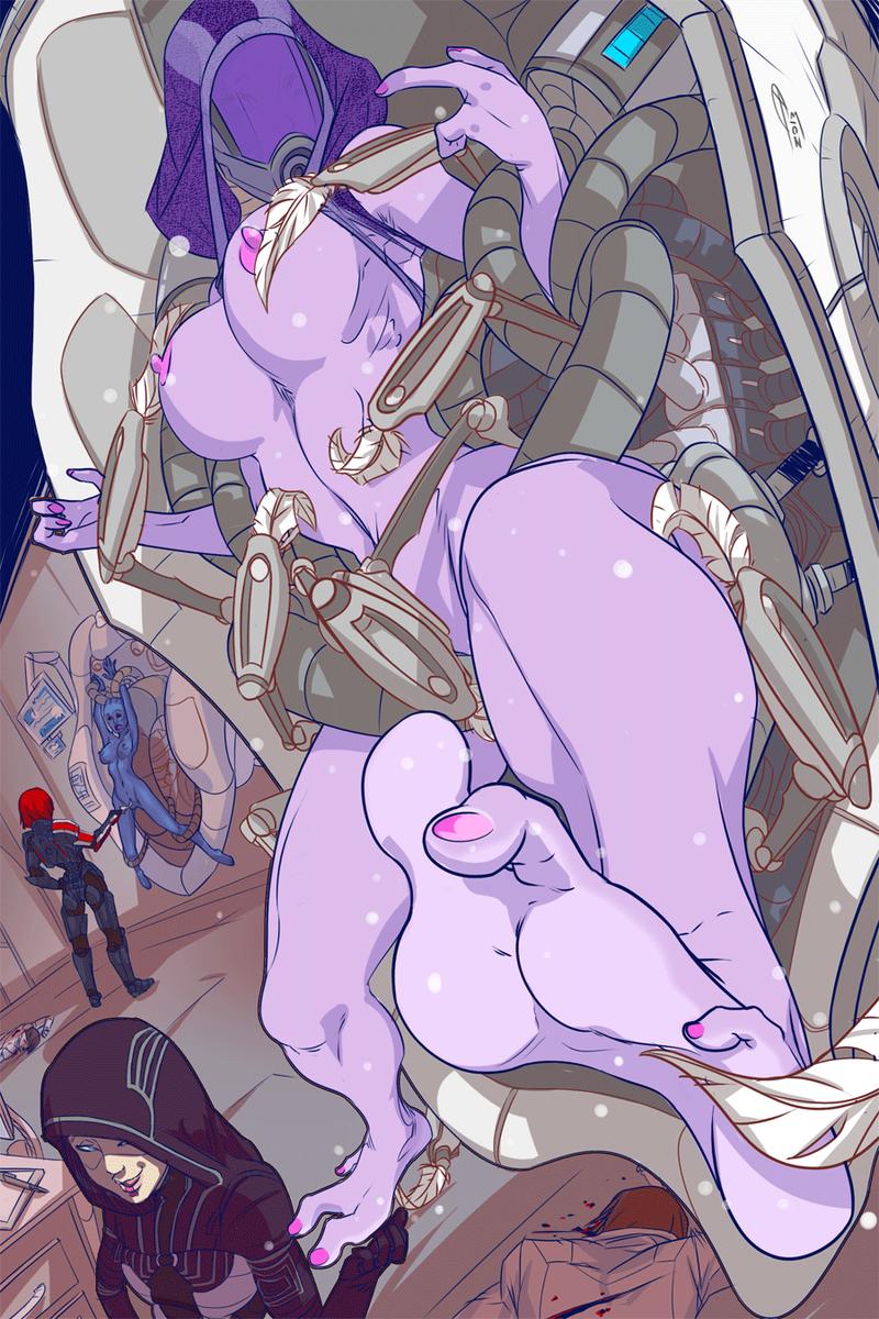 1255157 - Asari Commander_Shepard FemShep Kasumi_Goto Liara_T'Soni Mass_Effect Tali'Zorah_nar_Rayya quarian.png
