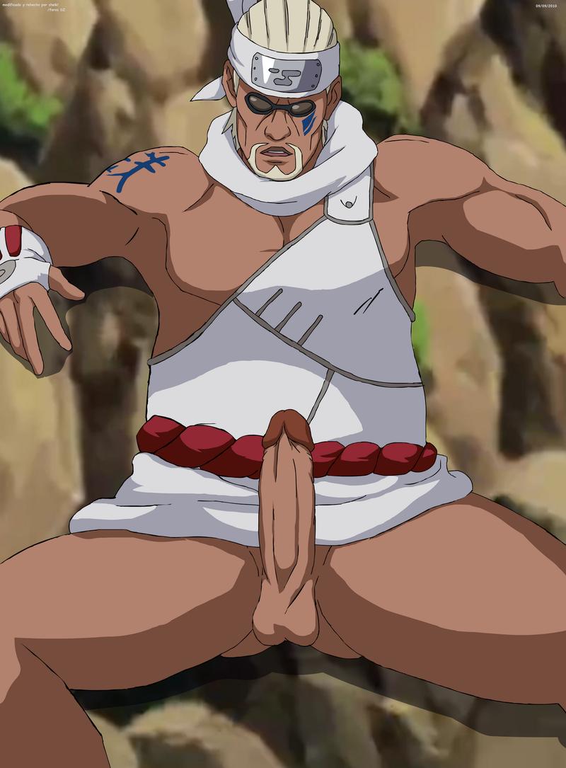 Naruto Sasuke Kushina Uzumaki Minato Namikaze Fū Yugito Nii Killer B Kakuzu Sakura Samui Ay (4th Raikage) Naruko shentai.org--798777 - Killer_Bee Naruto Sheik!(artist).jpg