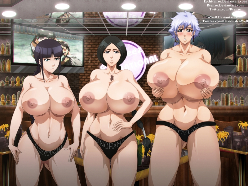1318826 - Bleach Isane_Kotetsu Nemu_Kurotsuchi Retsu_Unohana rtenzo.jpg
