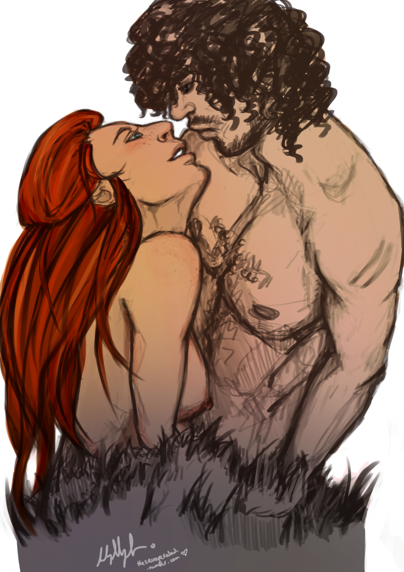 849565 - A_Song_of_Ice_and_Fire Game_of_Thrones Jon_Snow Ygritte literature.png