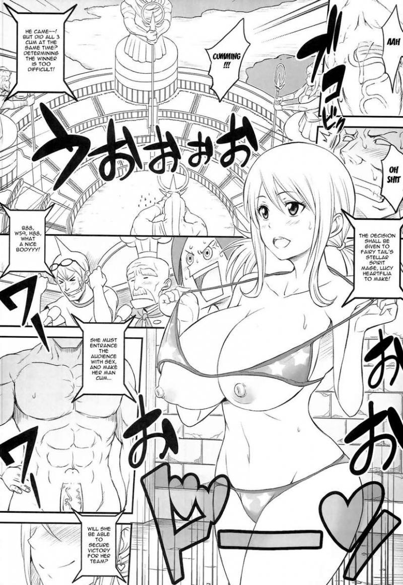 Fairy Tail Yaoi Hentai