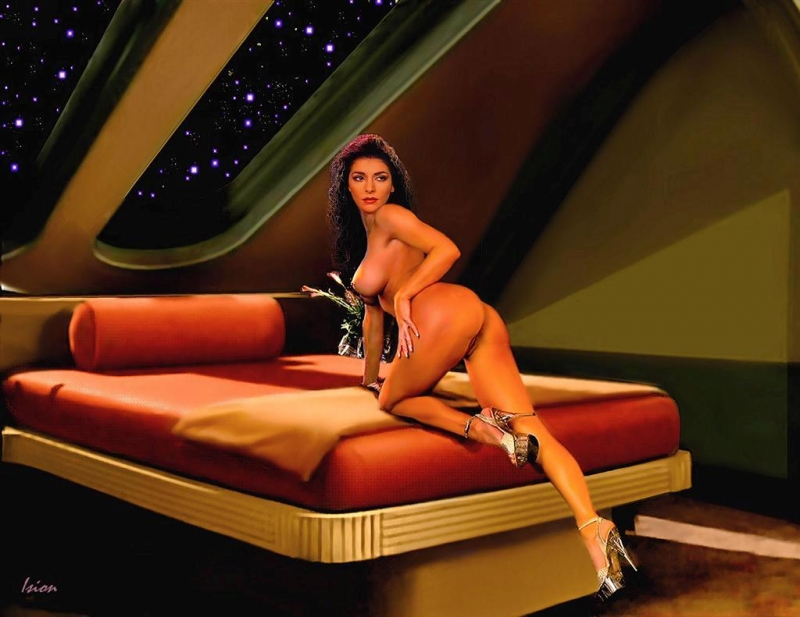 Star Trek Enterprise Nude