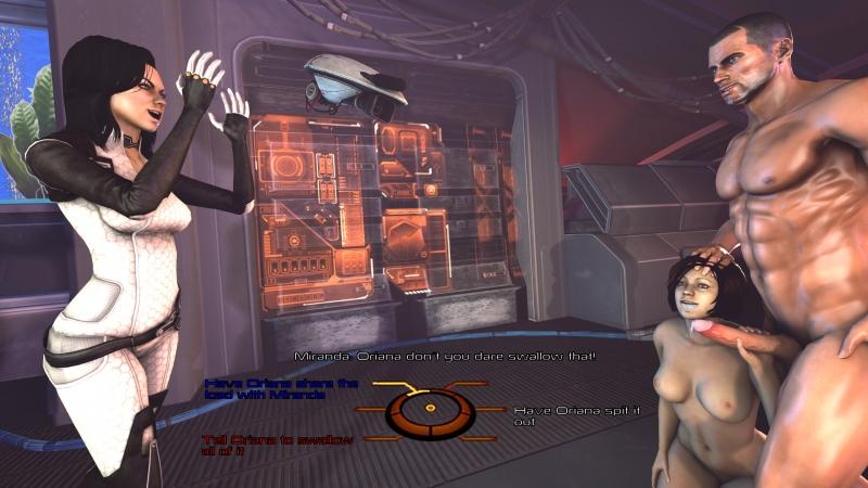 Miranda Mass Effect 2 Porn