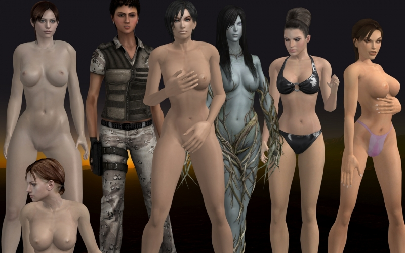 842747 - Ada_Wong Blacksite Dragon_Age_Origins Excella_Gionne Lady_Of_The_Forest Lara_Croft Noa_Weiss Noa_Weiß Resident_Evil Tomb_Raider crossover ta
