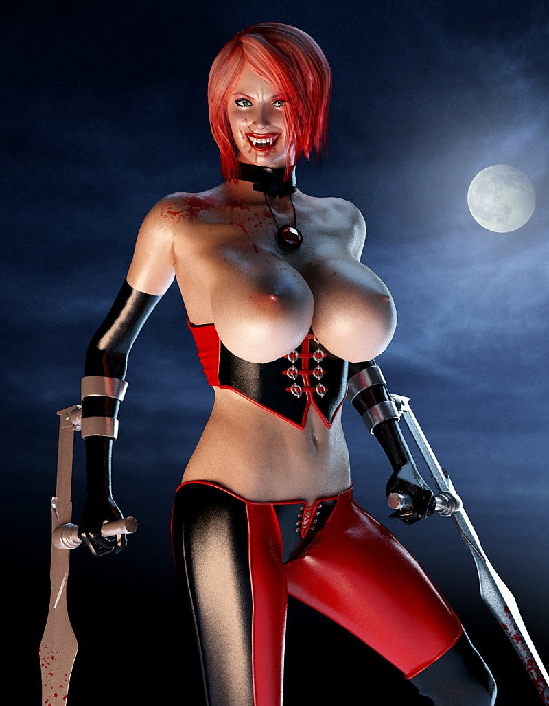 Bloodrayne Shemale Porn