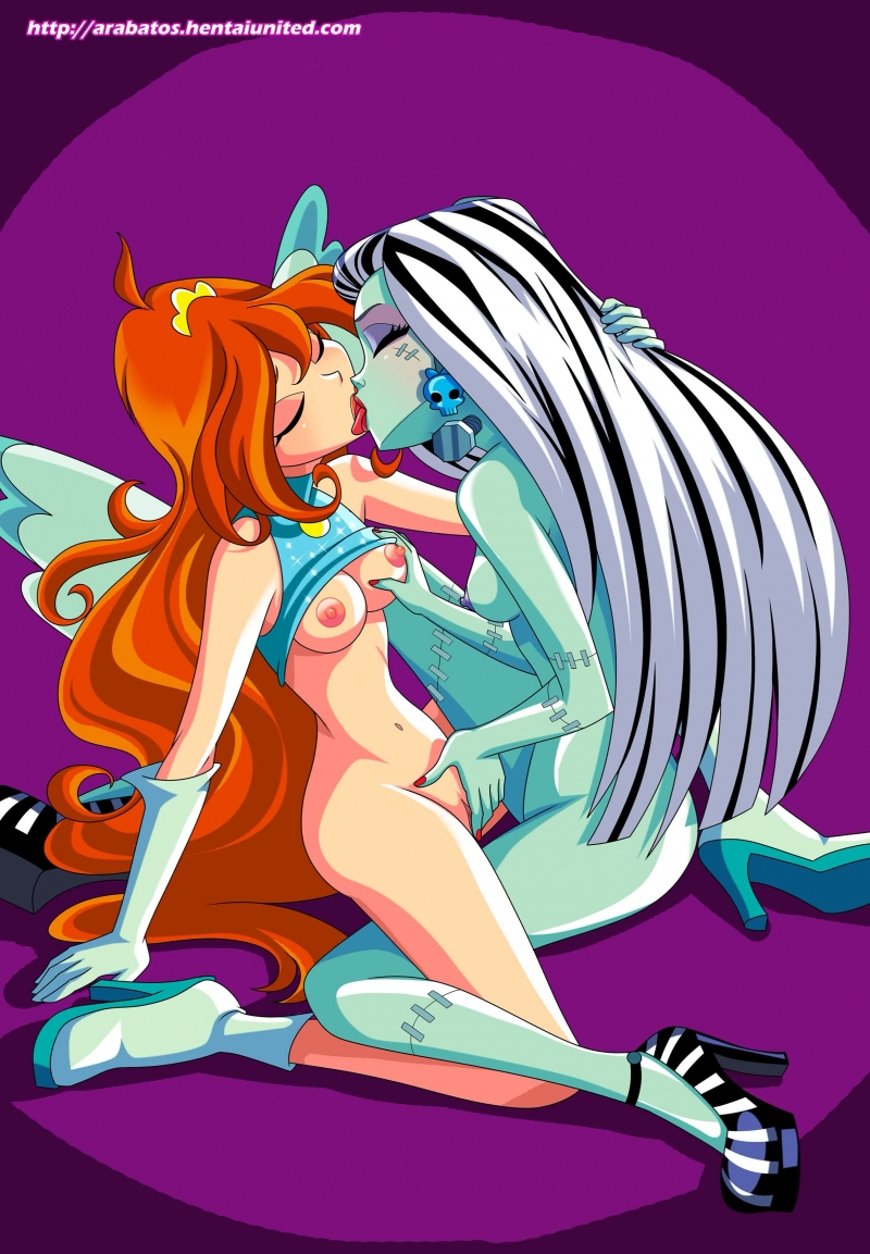 Winx Club Tentacle Hentai