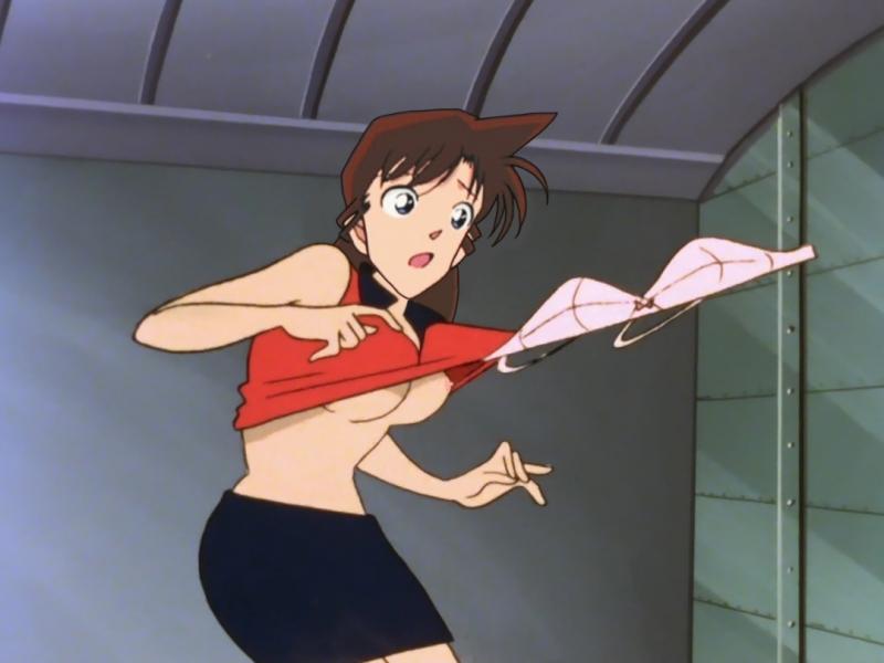 Detective Conan Porn Comic