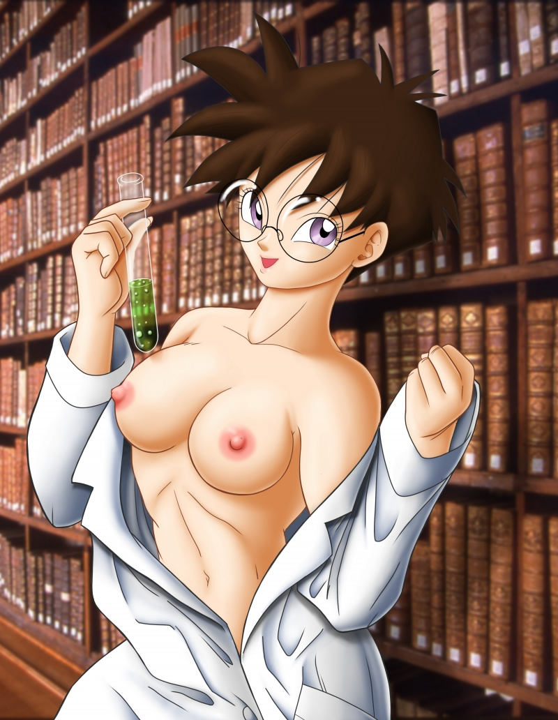 Dragon Ball Videl And Androide 18 Sex