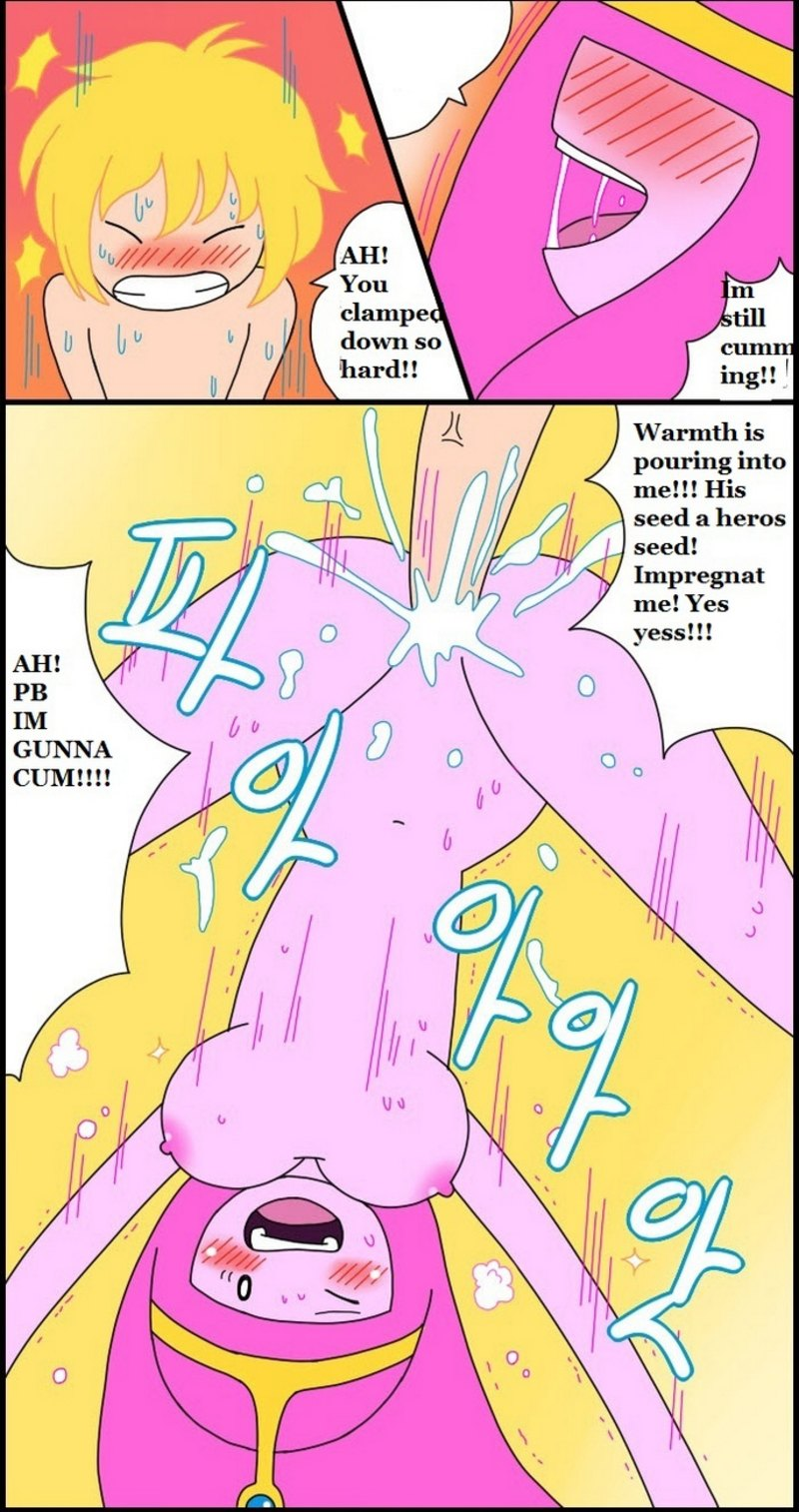 Adventure Time Hentai Porn Doujinshi