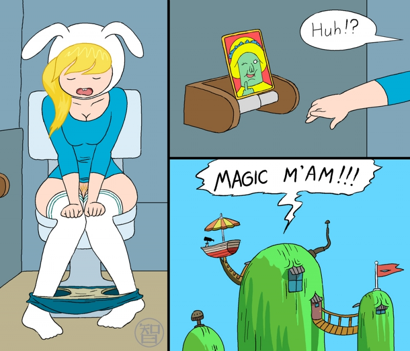 1036115 - Adventure_Time ColdFusion Fionna_The_Human_Girl Magic_Man Rule_63.jpg