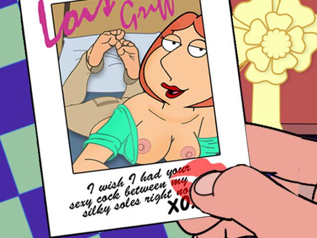 Family Guy Hentai Porn Doujinshi