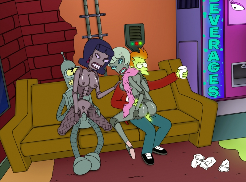 Free Futurama Sex Comics