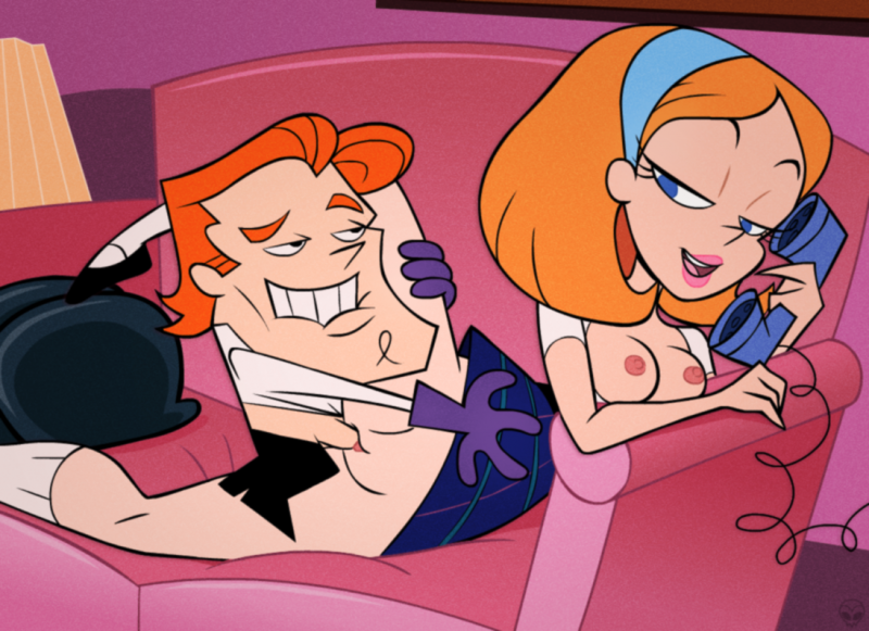 Dexter Laboratory Sex