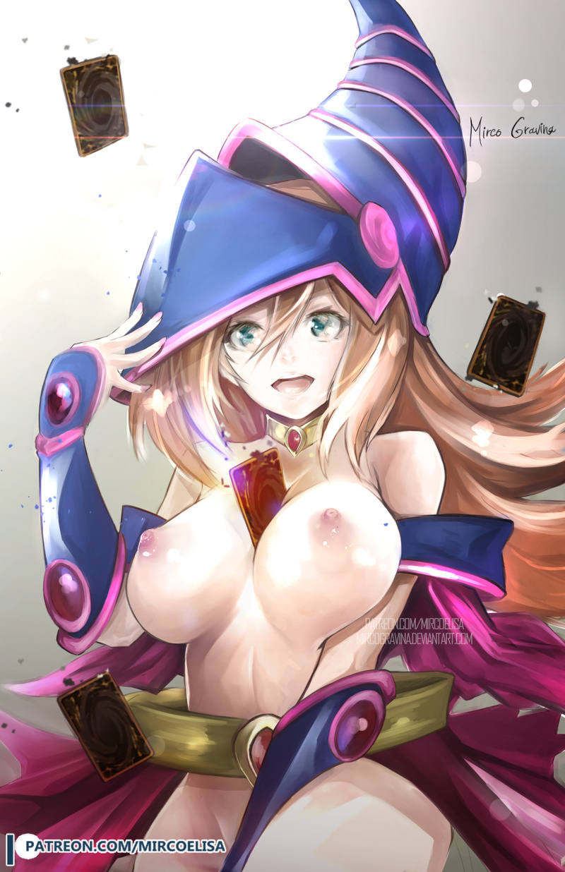 Mischa Dark Magician Girl share_it_4f293555398a705c06a441e9c88c8696