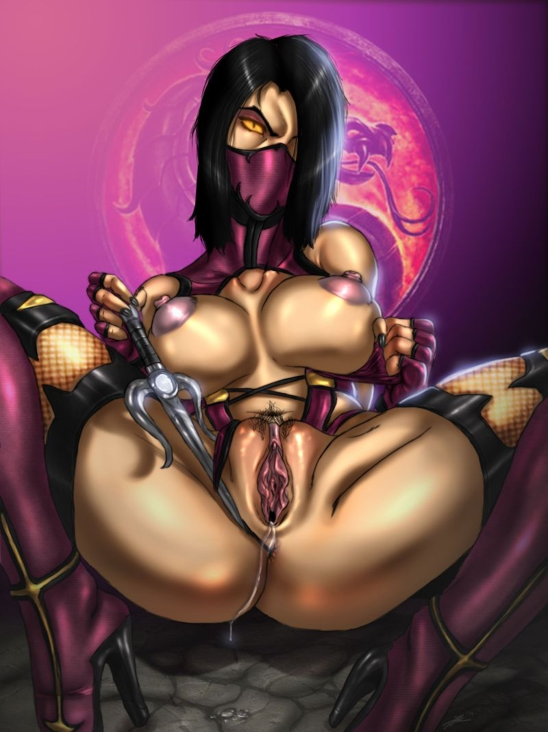 Kitana Mortal Kombat Sex