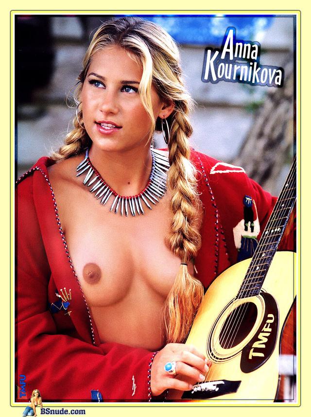 эротические фото анны курниковой в хорошем качестве - 14