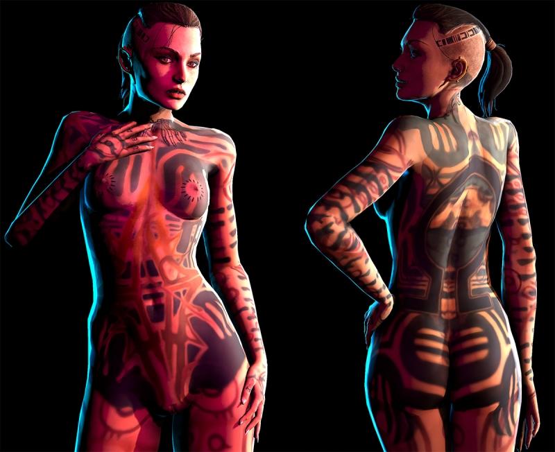 Mass Effect Tali Zorah Porn Videos  Pornhubcom