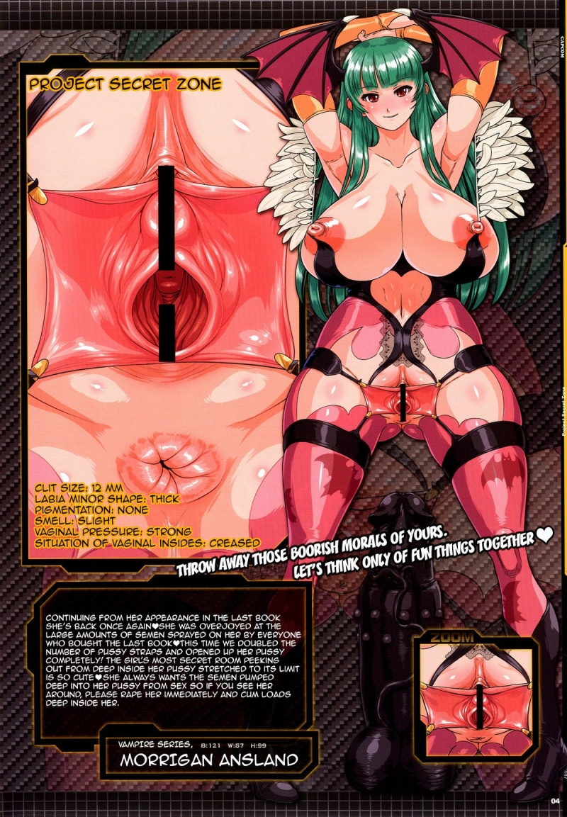 Morrigan Aensland 1441734 - Darkstalkers Morrigan_Aensland cosine project_x_zone.jpg