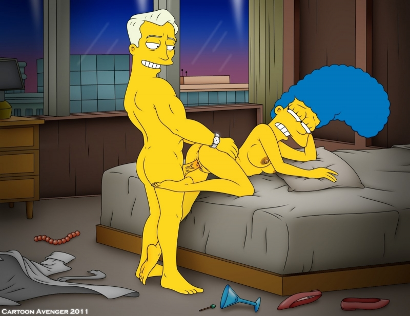 Simpsons Sex Adventure