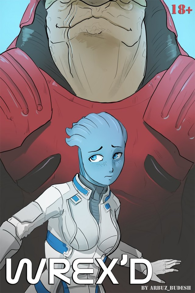 Mass effect: Liara gets WreXed