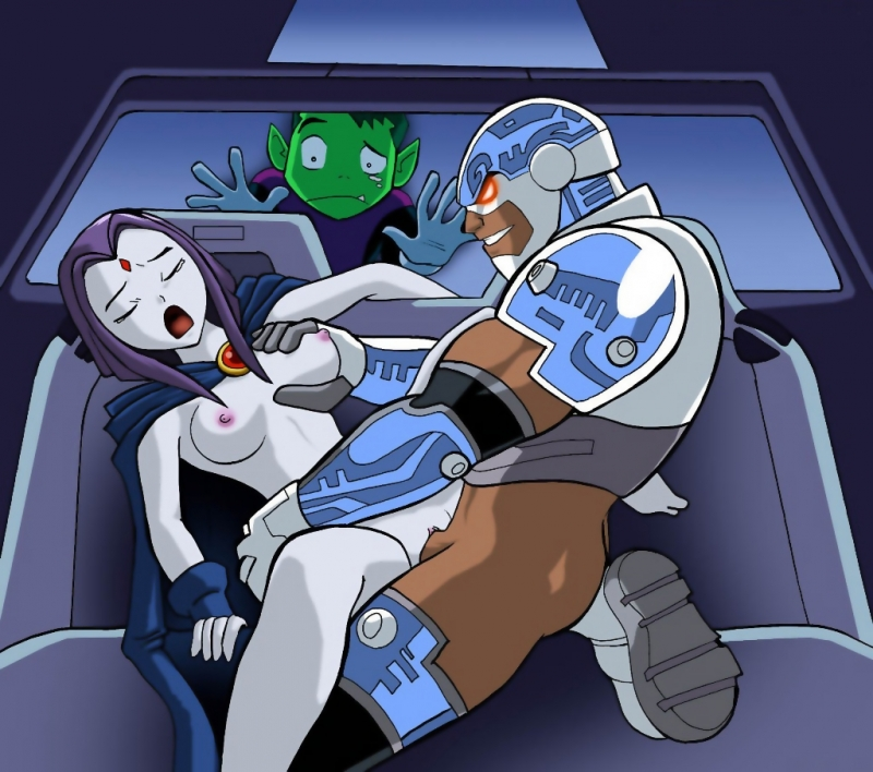 1239108 - Beast_Boy Cyborg DC DCAU PalComix Raven Teen_Titans.jpg