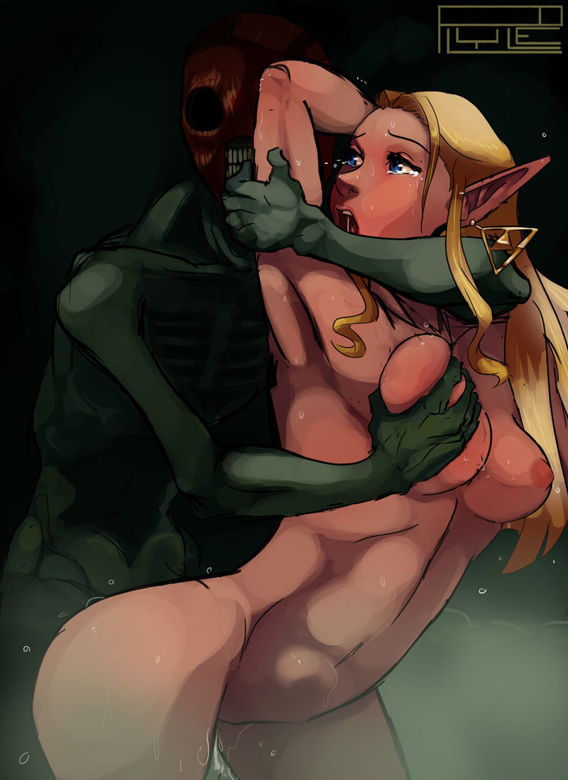 Bad Twilight Zelda Hentai
