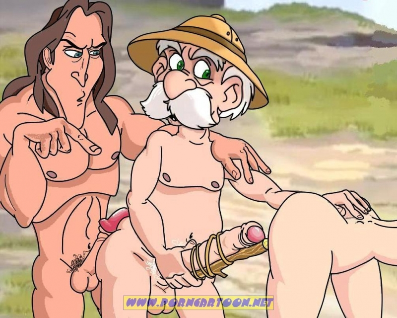 341175 - Archimedes_Porter Jane_Porter PornCartoon Tarzan Tarzan_(character) comic.JPG