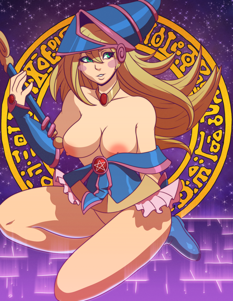 Dark Magician Girl Sex Yu Gi Oh Gx Pics
