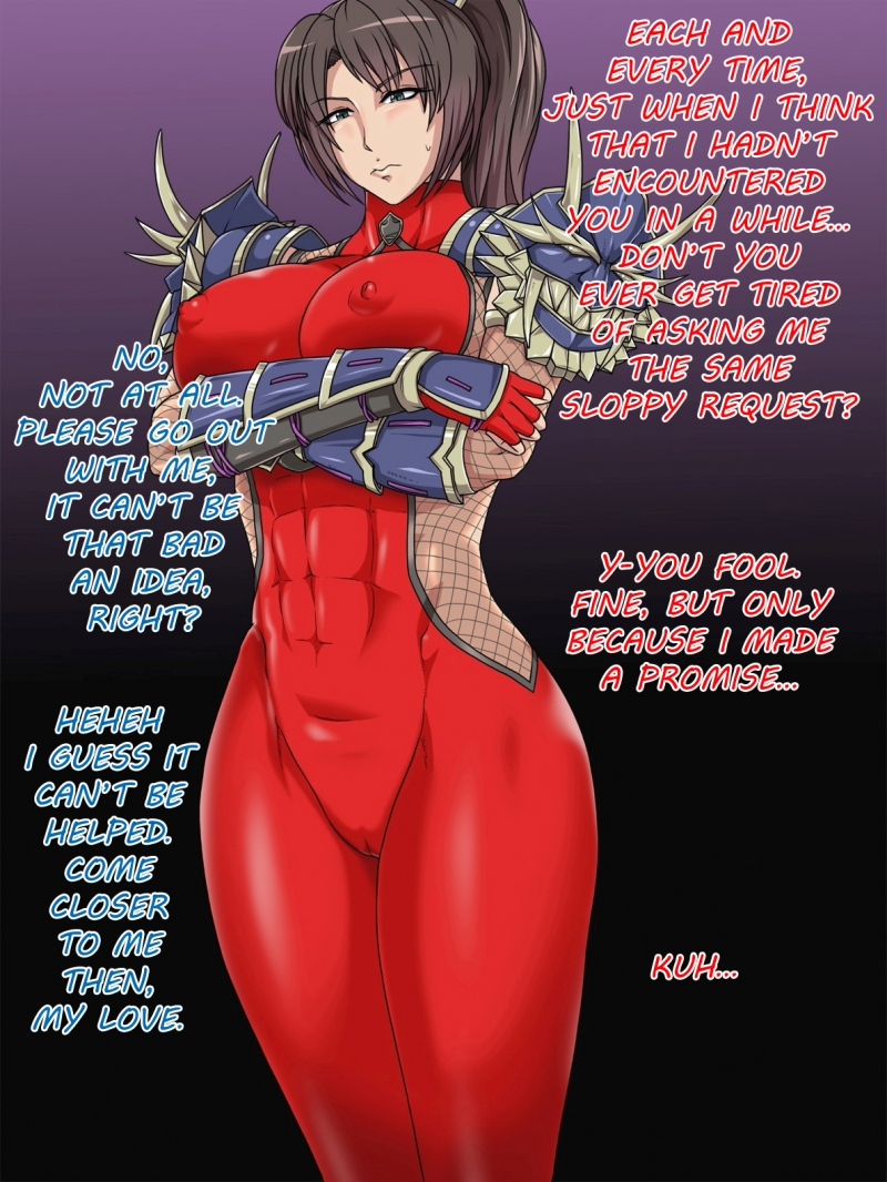 Soulcalibur pornography comics. Melty Flesh Dolls Vol.Four