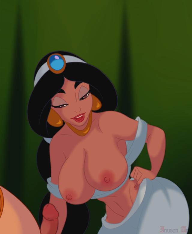 Princess jasmine and deceitful gossips free porn comic