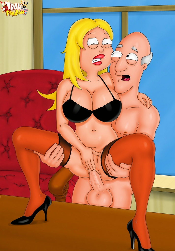 American Dad Cartoon