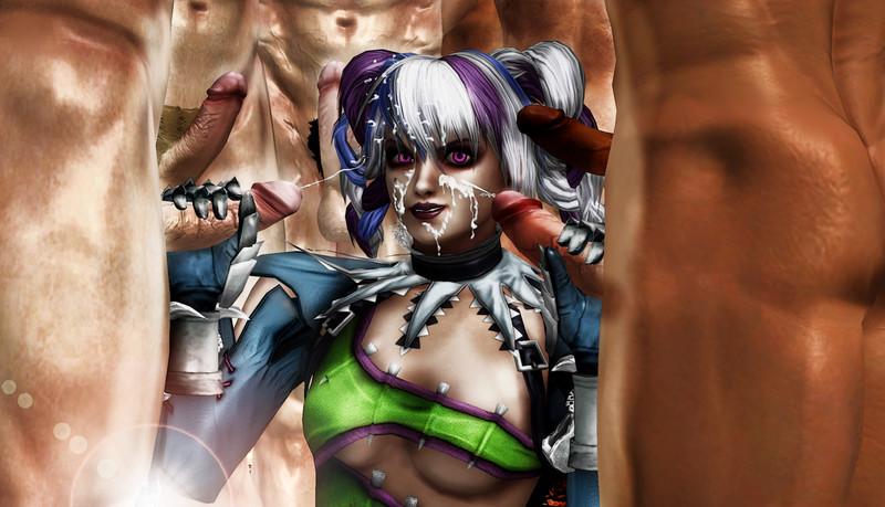 Soul calibur hentai tira