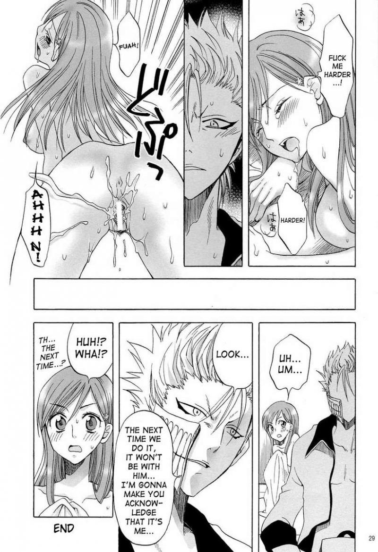 Hentai Manga Bleach