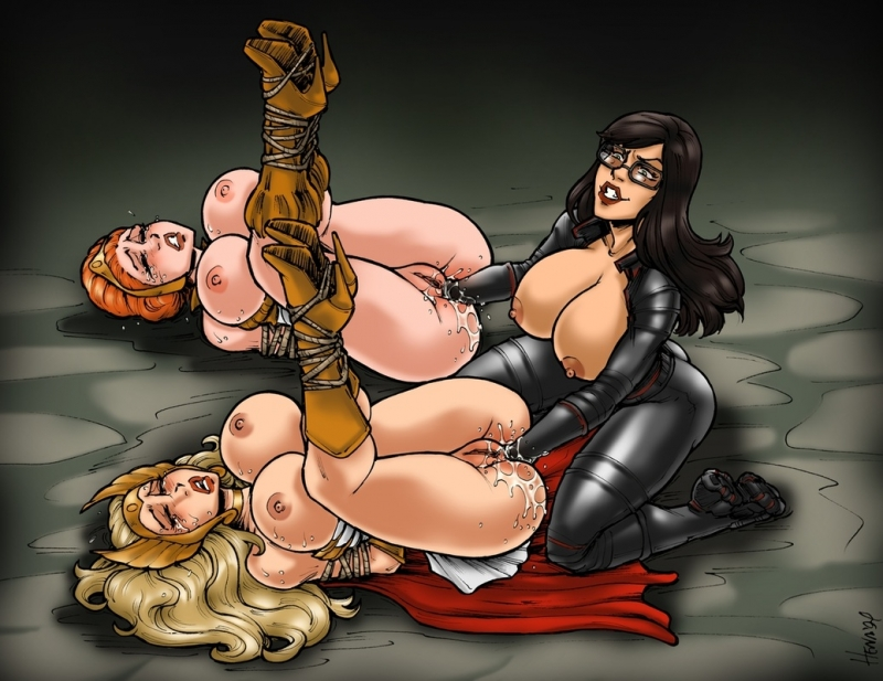 cartoons Erotic fisting