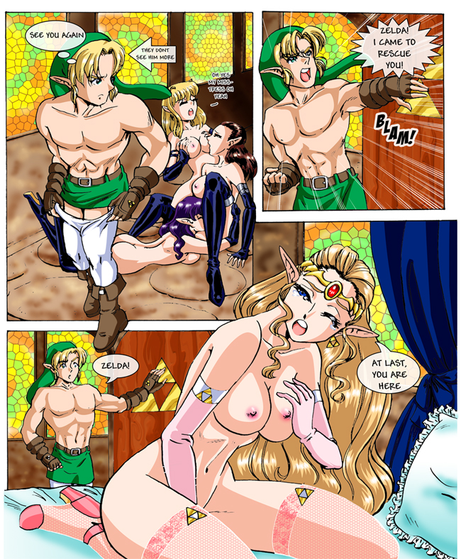 Can Zelda breath of the wild nude sex porn comic that necessary