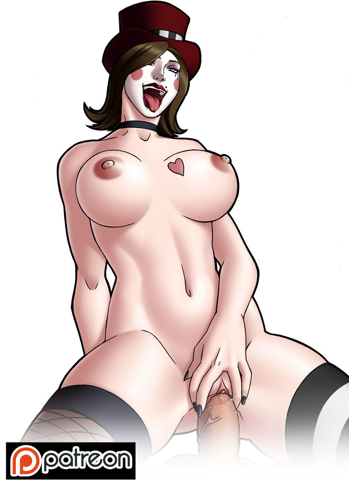 lilith and moxxi porn