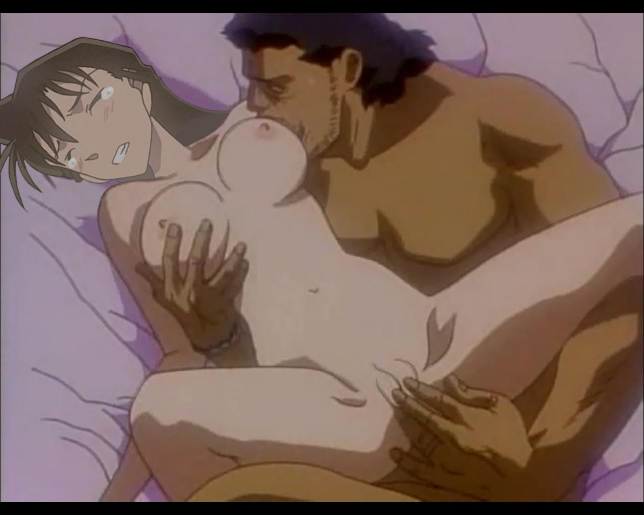 Conan hentai sex