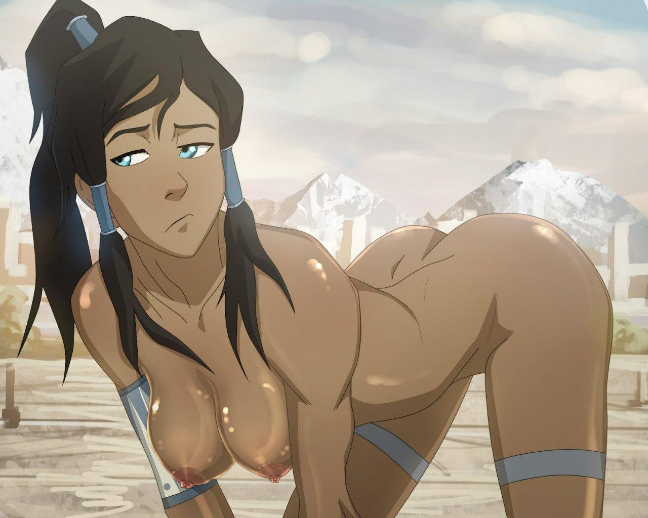 Avatar korra hentai toph