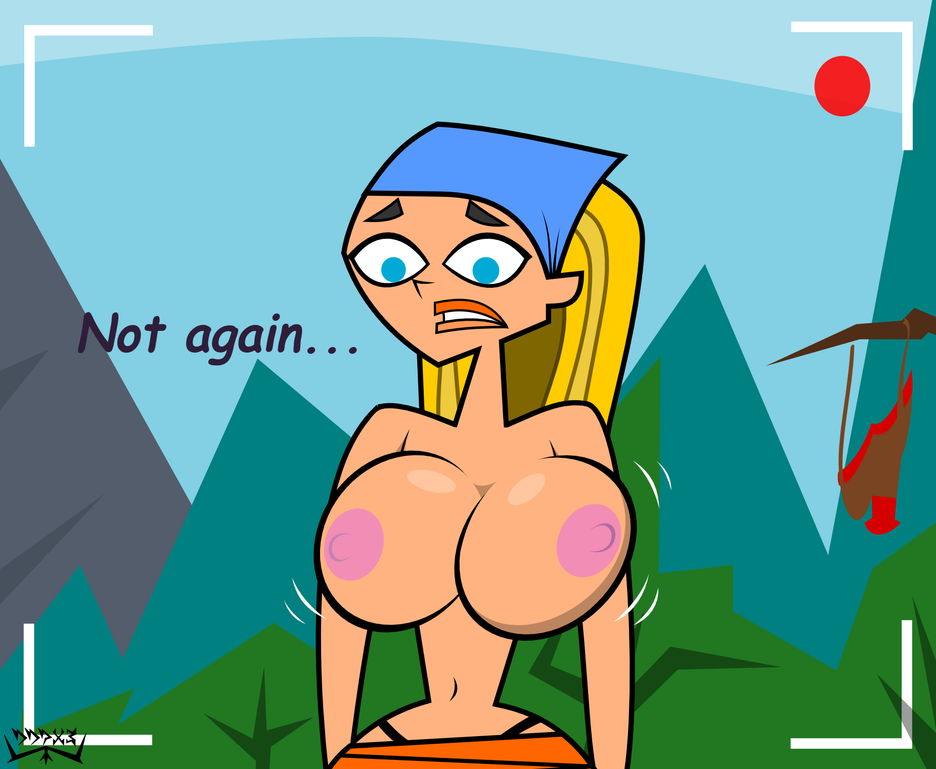 Total drama world tour porn video and pictures and the