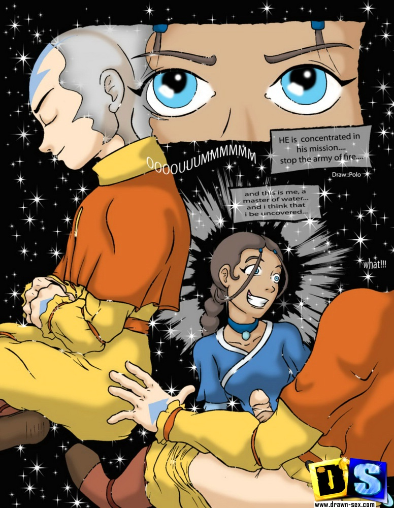 Avatar sex with katara share