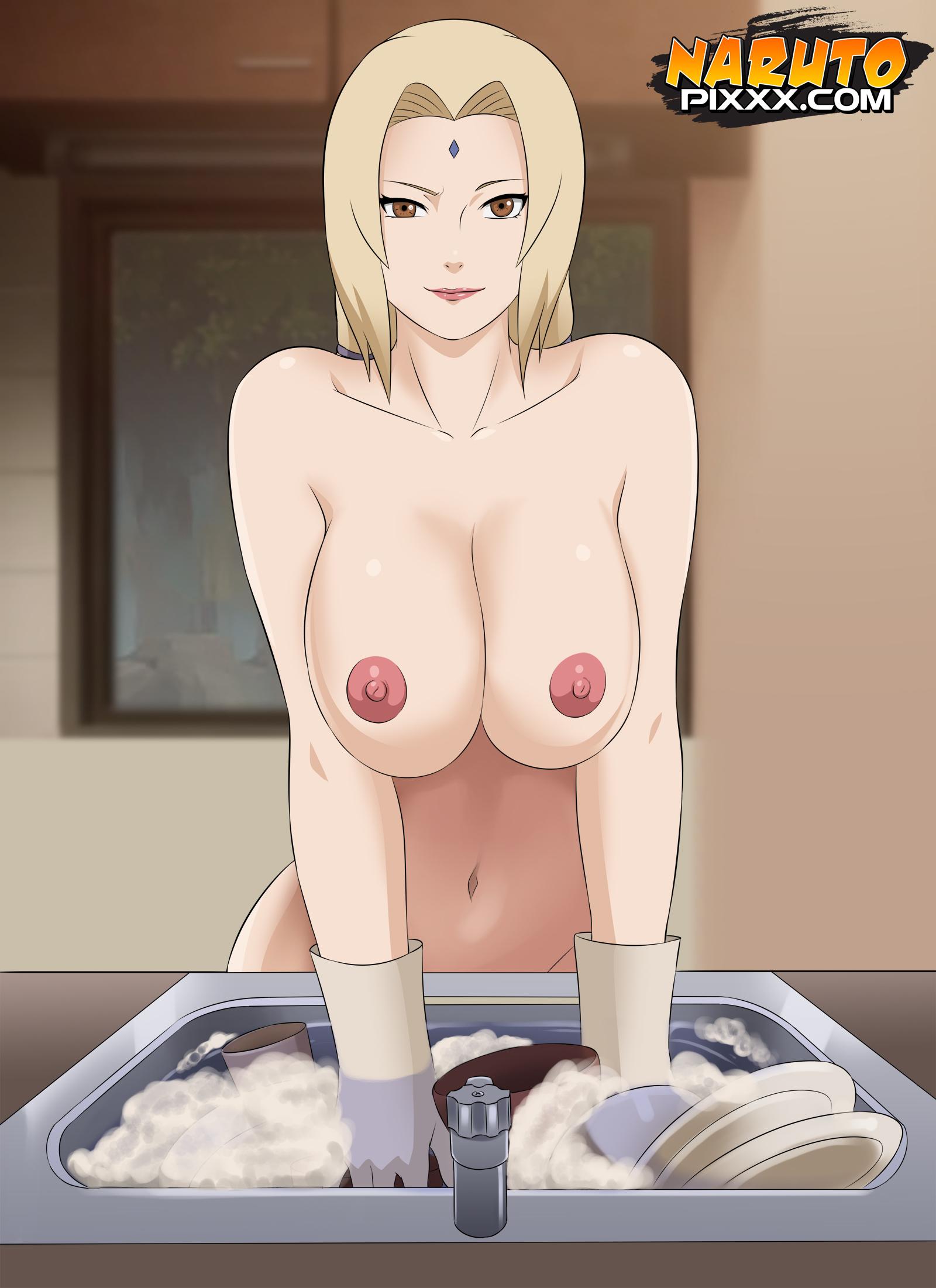 sexy tsunade game