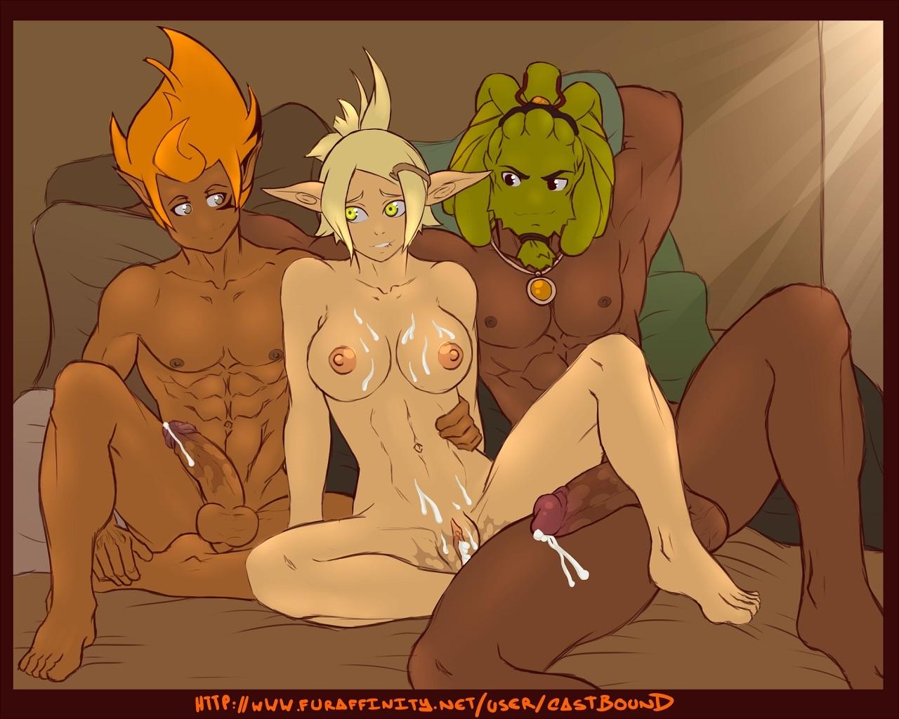Wakfu Sex Scene