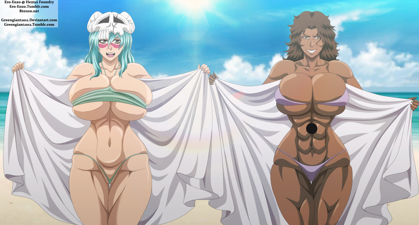 sexy naked pics of girls from bleach
