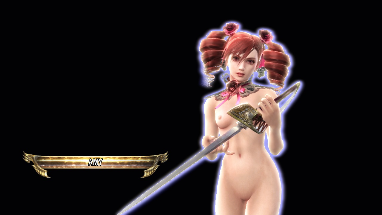Soul calibur 4 amy porn impossible