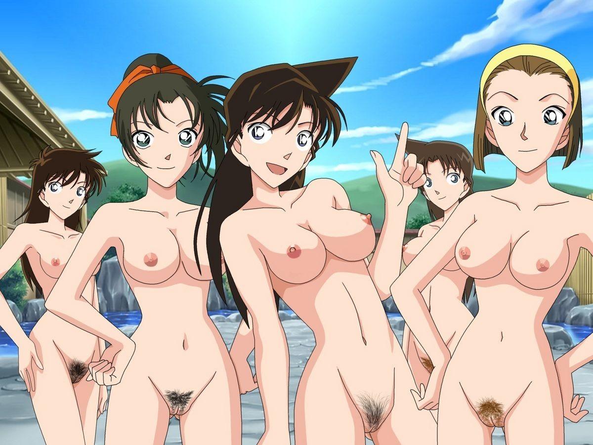 Detective girl nude wilikson