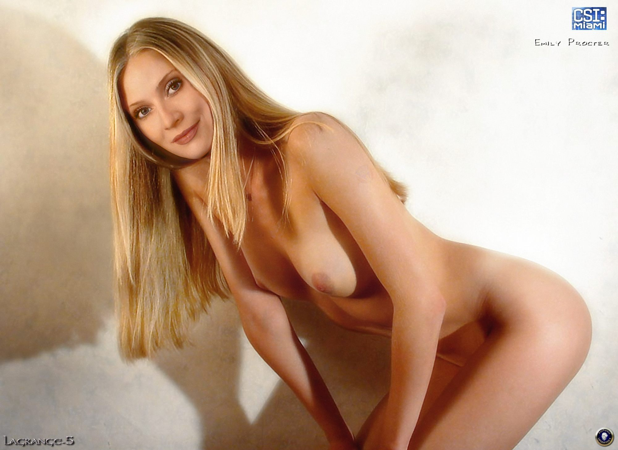 Emily procter naked fakes, french anal sex crying