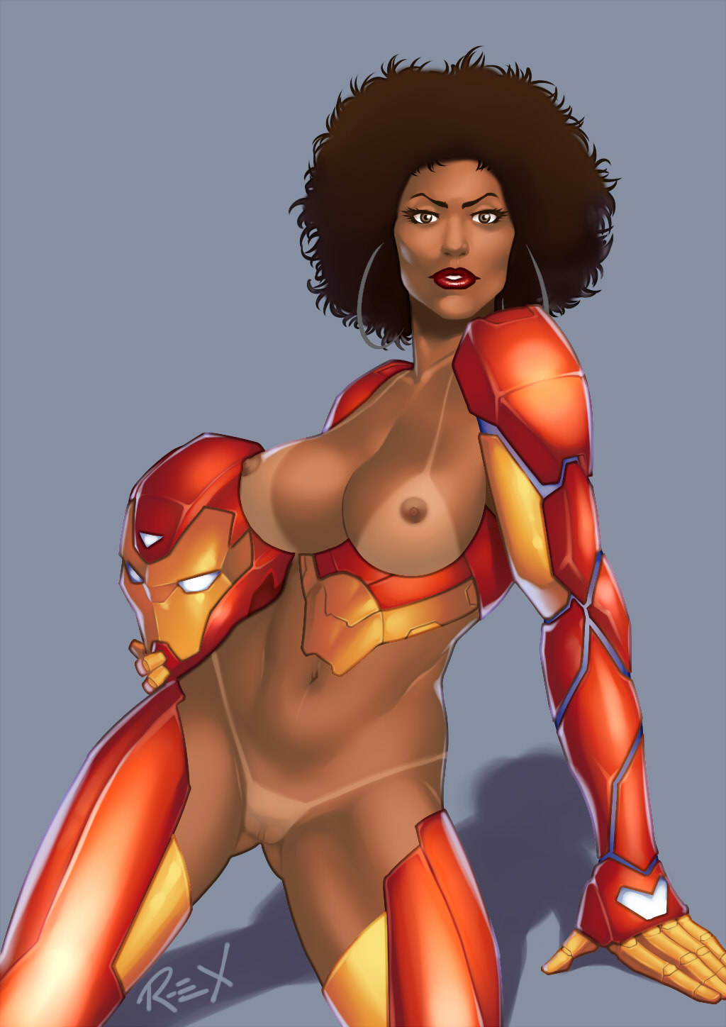 iron man porn photo