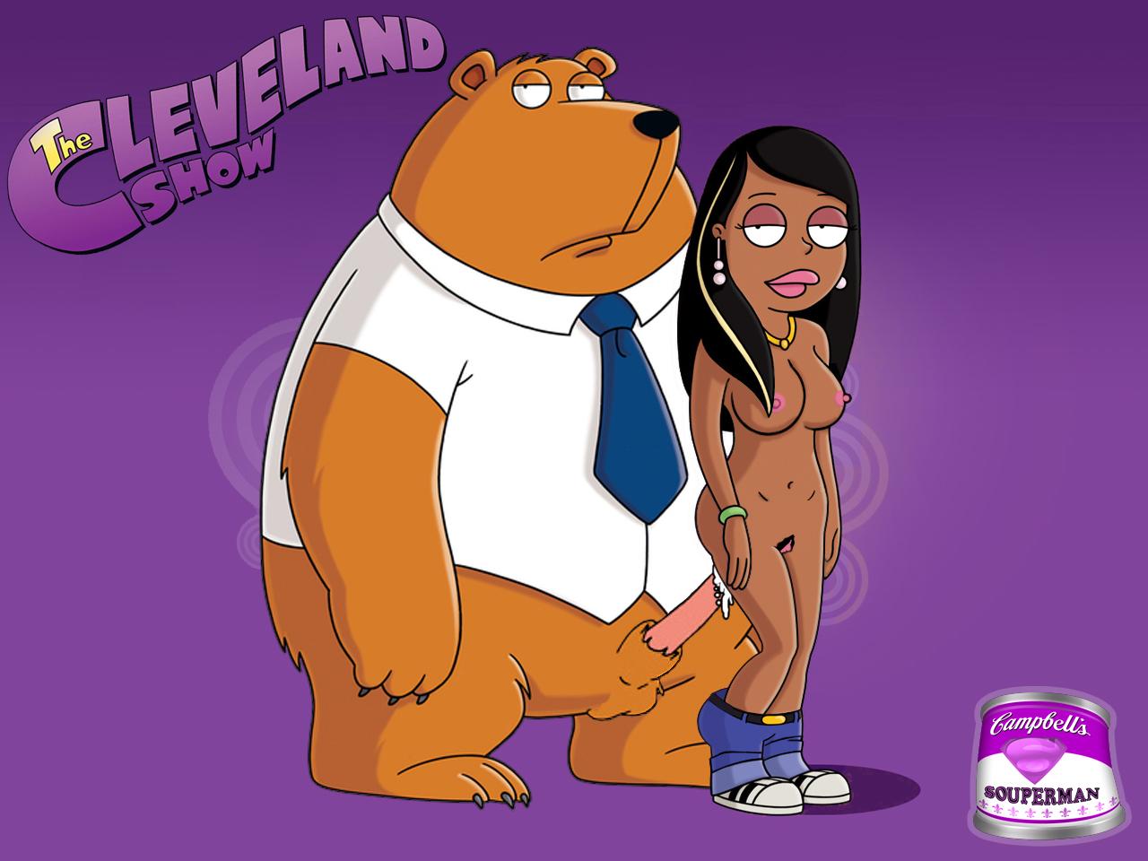 Roberta Cleveland Naked Top cleveland show porn comics
