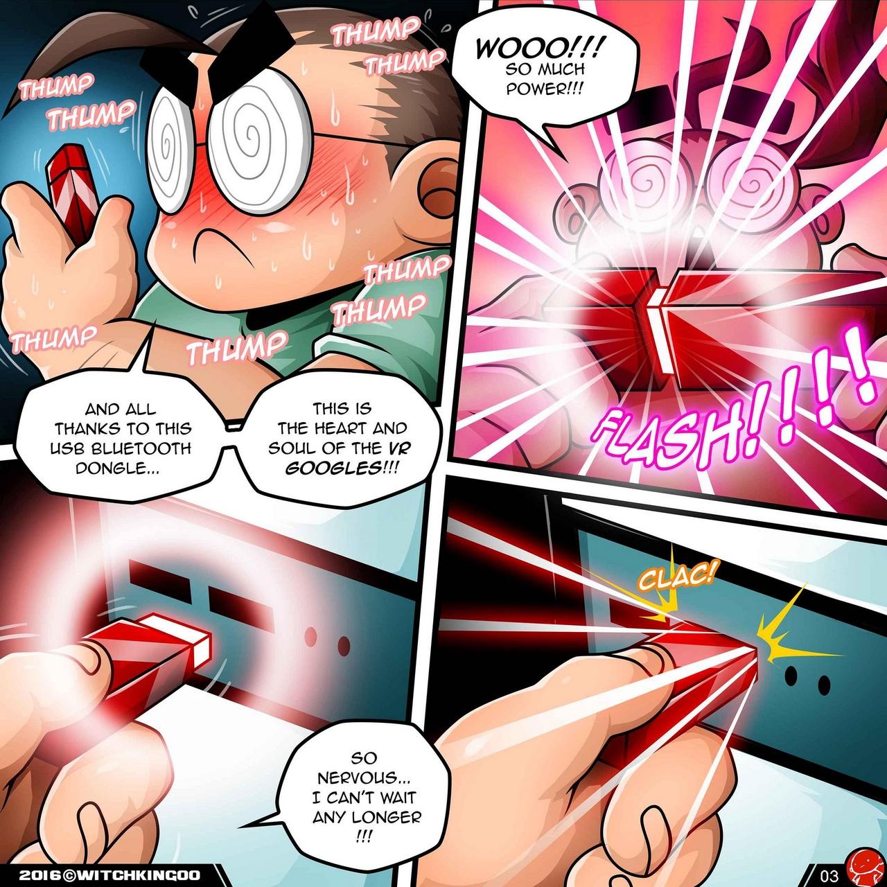 Amazing World Of Gumball Anime Porn Comic vr the comic - overwatch hentai doujinshi