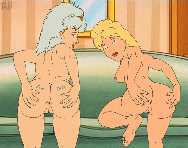 Realistic luanne naked mistress the